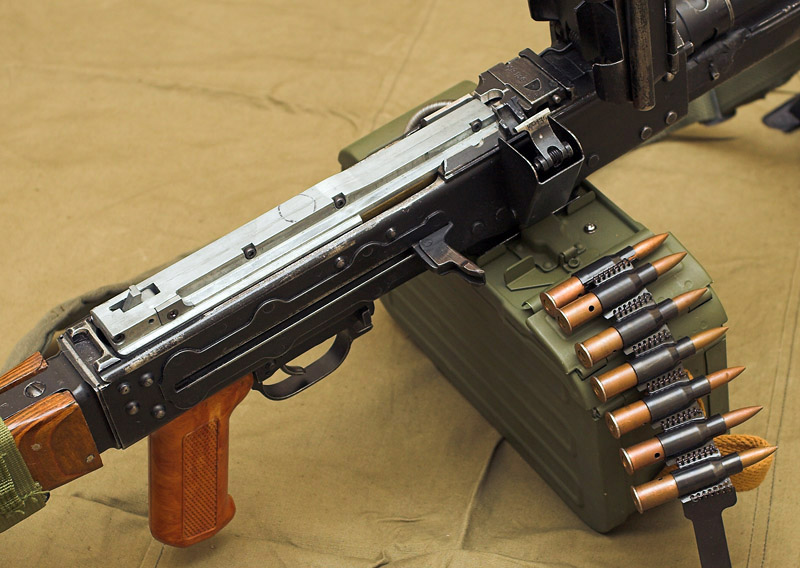 Airsoft pkm project by trasher 2009